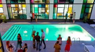 hotel outdoor pool. Verb Hotel Boston Outdoor Pool N