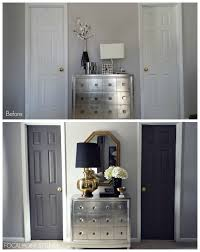 office interior doors. FOCAL POINT STYLING: How To Paint Interior Doors Black \u0026 Update Brass Hardware Office A