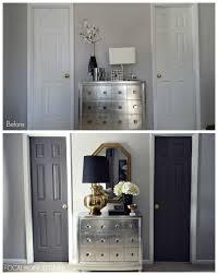 interior door painting ideas. FOCAL POINT STYLING: How To Paint Interior Doors Black \u0026 Update Brass Hardware Door Painting Ideas C