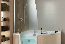 Articles With One Piece Tub Shower Combo Home Depot Tag Cool One Piece Fiberglass Tub Shower Combo