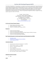 Resume Sample For Ojt Information Technology Elegant Application
