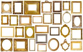 picture frames. Exellent Picture Assortment Of Art Frames Stock Photo On Picture Frames