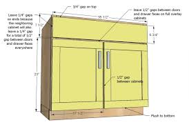 photo 3 of 4 image of kitchen cabinet dimensions yellow kitchen unit parts 3
