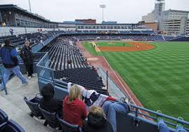 5 3 Field Toledo Ohio Seating Chart Fifth Third Field Toledo Mud Hens Ballpark Digest
