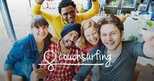 Image result for Als Backpacker in der Welt unterwegs - Couchsurfing