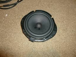 bose 6x8 speakers. what bose and mazda think a 6x8 speaker is: with 5-inch cone in plastic housing. speakers p