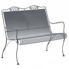 black wrought iron patio furniture. briarwood wrought iron garden bench black patio furniture t