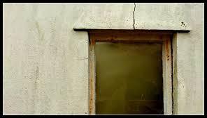 Separation Cracks Between Masonry Walls And Door Frame Joints