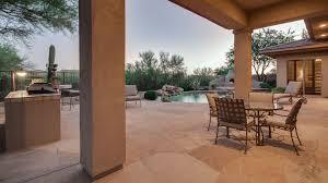 Scottsdale Backyard Design Backyard Patio Scottsdale Arizona Az Luxury
