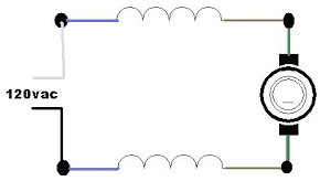 ac compressor electrical wiring diagram iec power circuit color