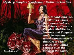 Image result for THE BOOK OF REVELATION MYSTERY BABYLON