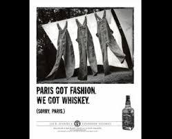 paris jack daniel s tennessee whiskey print ad paris jack daniel s tennessee whiskey arnold worldwide new york jack daniel s print