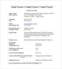 Cost Proposal Templates Cost Proposal Template 100 Free Word Excel PDF Format Download 1