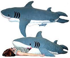Sophisticated Giant Shark Plush Sleeping Bag Images Best Idea