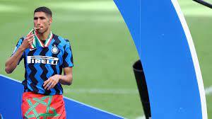 Hakimi angeblich vor Wechsel zu PSG - Inter Mailand fordert offenbar hohe  Ablösesumme - Eurosport