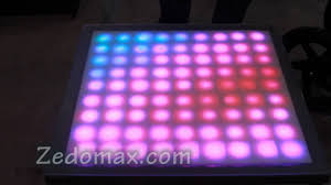 Led Coffee Table Diy Cool Diy Rgb Color Changing Led Coffee Table Youtube