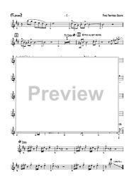 alto sax pink panther sheet music the pink panther remix e flat alto saxophone 1 sheet music for