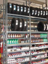 auto parts rack