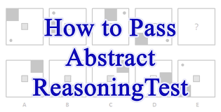 Caliper Test Pattern Answers Inspiration How To Pass Abstract Reasoning Test With Test Questions Examples And