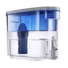 Water Filtration Dispenser 2 Stage 18 Cup Water Filtration Dispenser