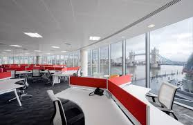 beautiful office spaces. a great view. beautiful office spaces e