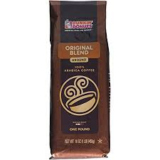 What sets the various iterations and types of dunkin donuts coffee apart is its flavor's delicacy with its dim and somewhat sweet notes. Amazon Com Dunkin Donuts Ground Coffee Original Blend 1 Lb Grocery Gourmet Food