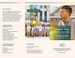 17 School Brochure Psd Templates Designs Free Premium Templates