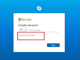 Create Skype Account How To Create Skype Account Technology In 2019