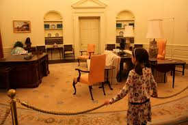 jimmy carter oval office. Adventures In The ATL: Jimmy Carter Presidential Library And Center Oval Office M