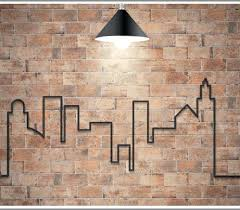 brilliant brick wall tiles old effect design india