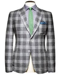 Suit Pattern Amazing This Fall's Gutsiest Look Suits And Sport Coats In Big Proud