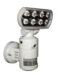 Nightwatcher Security Light Camera Nightwatcher 8 Light Outdoor Wall Security Light Products