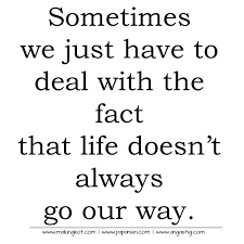 Sometimes Quotes Adorable Life Doest Agree With Us Sometimes Quotes