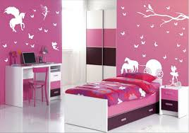 girls bedroom ideas pink and green. Round Pink Green Rugs Grey Metal Canopy Bed Bedroom Design Ideas For Teenage Girl White Floral Pattern Mosqu Purple Oak Laminate Wardrobe Beige Girls And