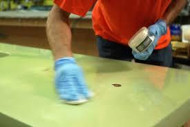 sealing concrete countertops concrete countertop wax beautiful precision countertops