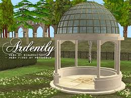 sims 4 gazebo. ardently functional gazebo original mesh by simarchitecht sims 2 custom content pinterest and video games 4