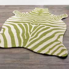 green zebra print rug awesome outdoor hooked zebra rug shades of light