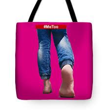 Me Too Designer Metoo I Will Speak Up Tote Bag