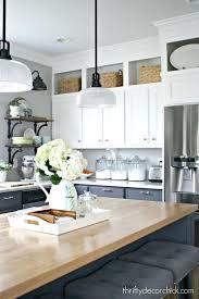 storage above kitchen cabinets medium size of above kitchen cabinets upper cabinets in 8 ceiling kitchen