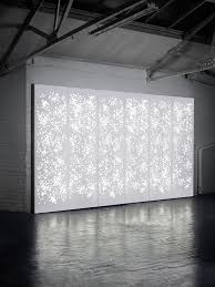 lighting for walls. light wall by isomi krion porcelanosa solid surface with backlit leds lighting for walls