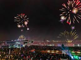River Of Light Fireworks Returning To Liverpool Waterfront