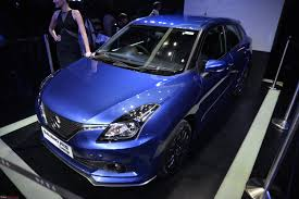 new car launches team bhpThe Maruti Baleno RS 10L turbopetrol engine EDIT Launched at