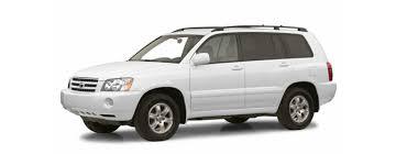 2001 Toyota Highlander Consumer Reviews   Cars.com