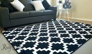 black and white geometric rug black white geometric rug geometric black and white geometric bath rug