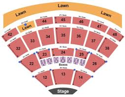 37 Unexpected Blossom Music Center Seating Chart Pit