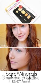 bare minerals before and after. @bareminerals complexion perfection ready to-go palette \ bare minerals before and after