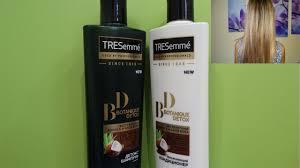 НОВИНКА  - <b>tresemme</b> shampoo. Не спешите отрезать ...