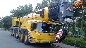 Grove Gmk6300l 300 Tons Crane For Hire In Telangana