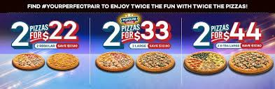 promotions november 2020 50 off pizza