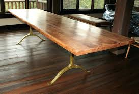 reclaimed wood table top only 30 round new york